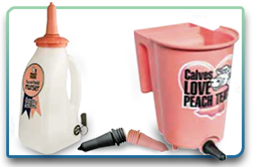 Link to Peach Teats Calf Feeding System